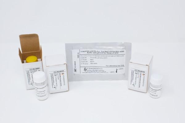 5 TEST EP-UFH Anti-IIa Heparin QC Kit