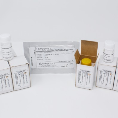 5 TEST USP-UFH Anti-Xa Heparin QC Kit