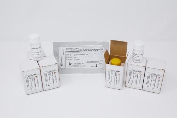 5 TEST USP-UFH Anti-Xa Heparin QC Kit