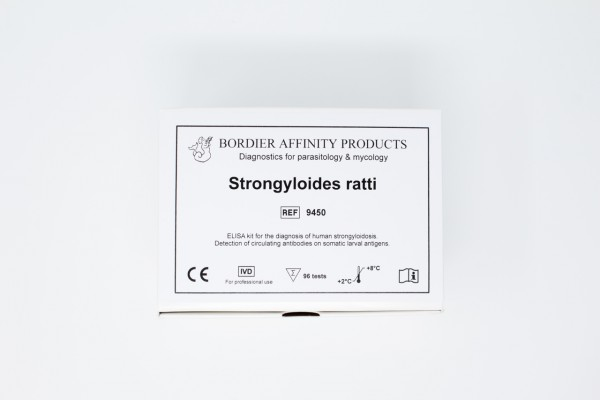 Strongyloides Ratti