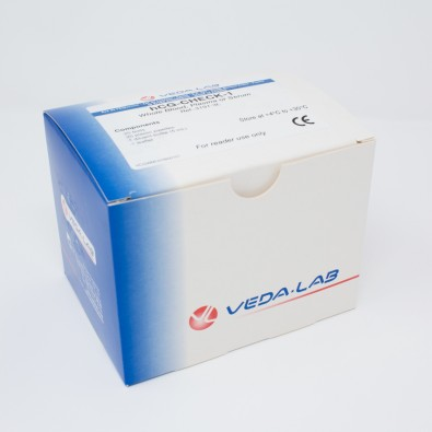 Check-1 hCG Quantitative Rapid Test for Easy Reader+® Whole Blood Cassette 10mins