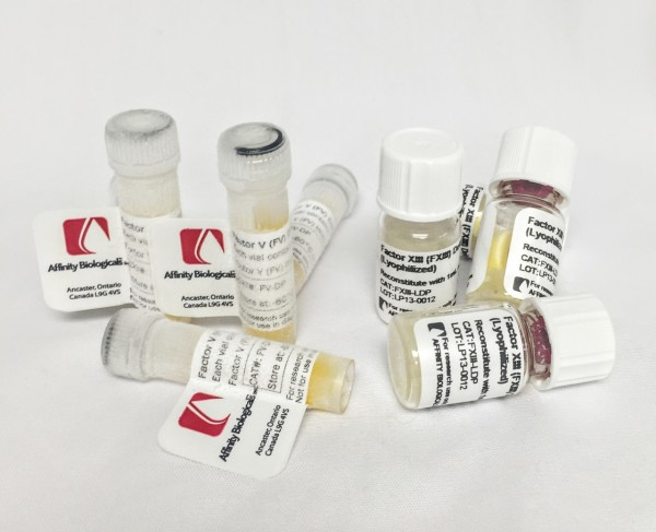 Prekallikrein  Deficient Plasma, 1ml vial – RUO (Special Terms Apply*)