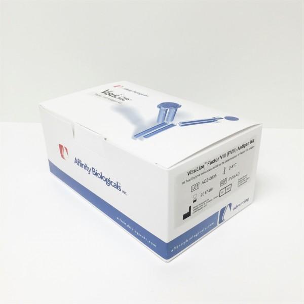 Factor VIII Antigen Kit – Complete with standards & controls (IVD)