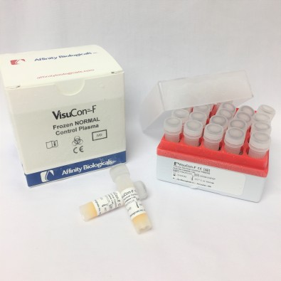 VisuCon-F Frozen Normal Control Plasma – Frozen (Terms A & B)