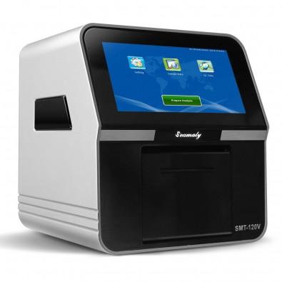 SMT-120V Fully Automated Veterinary Biochemistry Analyser for Animal Health Diagnosis