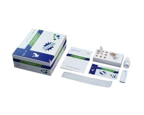 GCCOV-502a - Coronavirus Ag Rapid Test Cassette - Healgen - Kit Image 2 - QDL Distributed